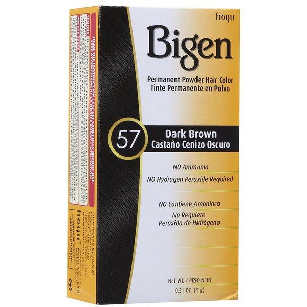 Bigen Permanent Powder Hair Color Dark Brown