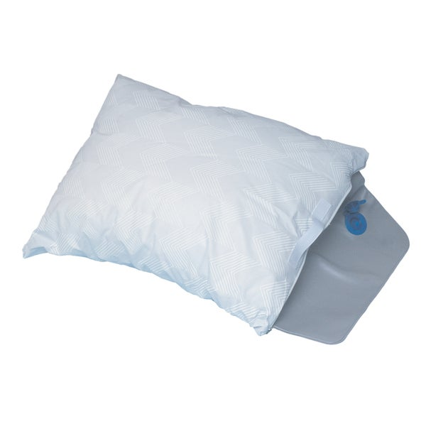 DMI Duro-Rest Hypoallergenic Water Pillow for Firm, Medium or Soft Support