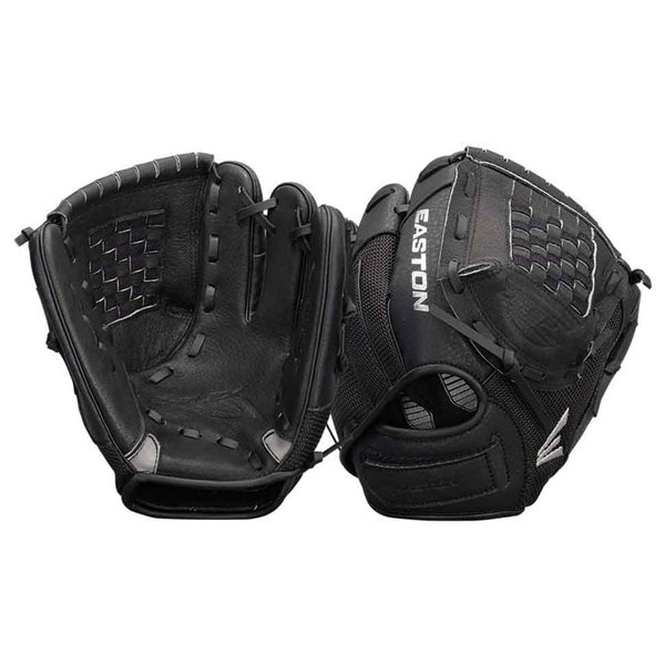 Z-Flex Youth Ball Glove Black 10 Left Hand Throw