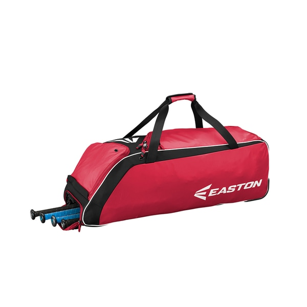 E510W Wheeled Equipment Bag Red