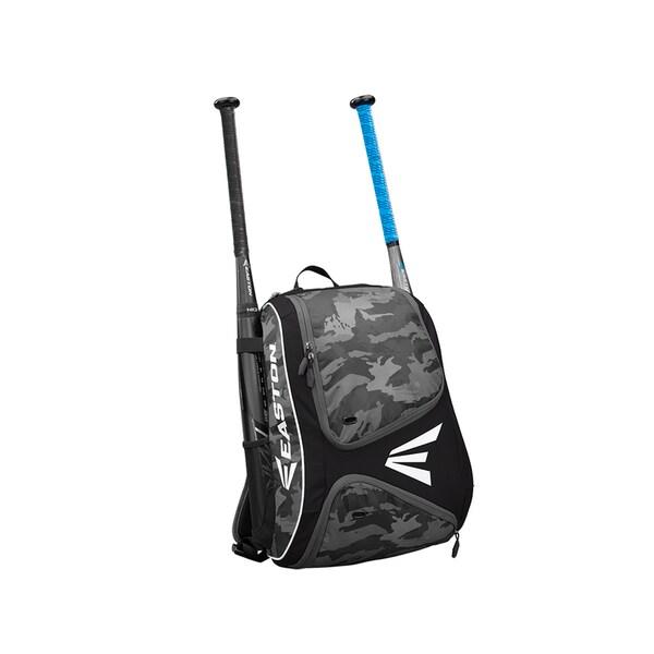 E110BP Backpack Black Camo