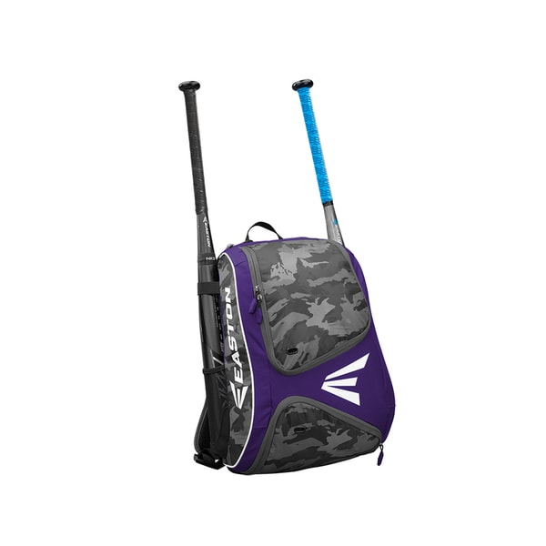 E110BP Backpack Purple Camo