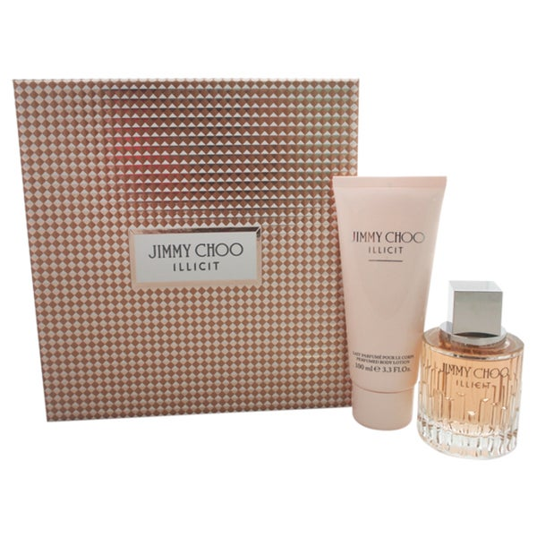 Jimmy Choo Illicit Women's 2-piece Gift Set