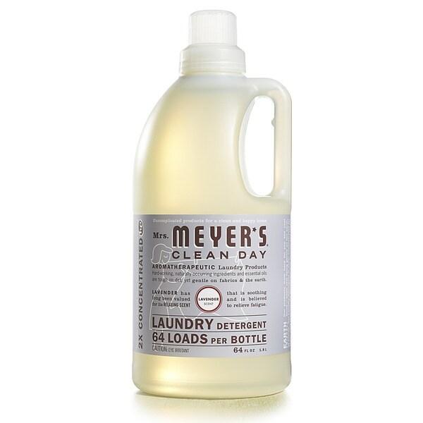Mrs Meyers 14531 64 oz. Lavender Laundry Detergent 21374811