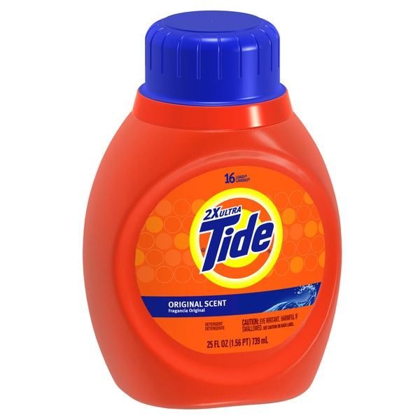 Tide 13875 25 Oz Liquid Tide