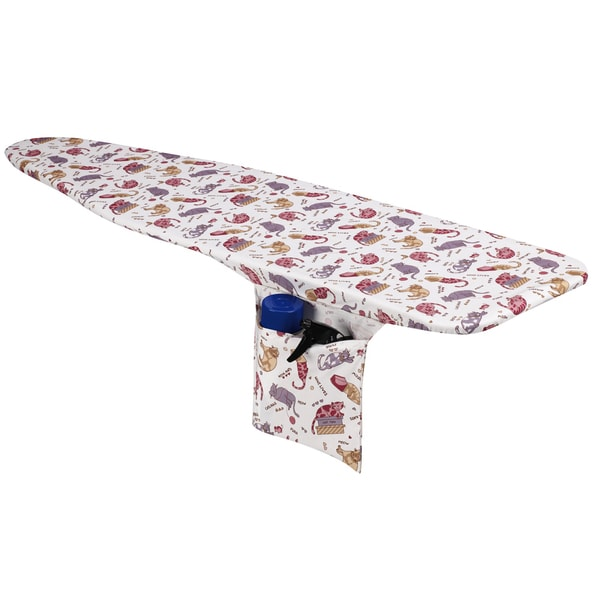 Household Essentials 2001-25 Kool Kats Deluxe Ironing Board Cover