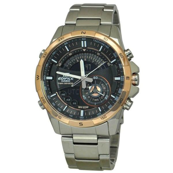 Casio Edifice ERA200DB-1A9 Men's Black Dial Watch