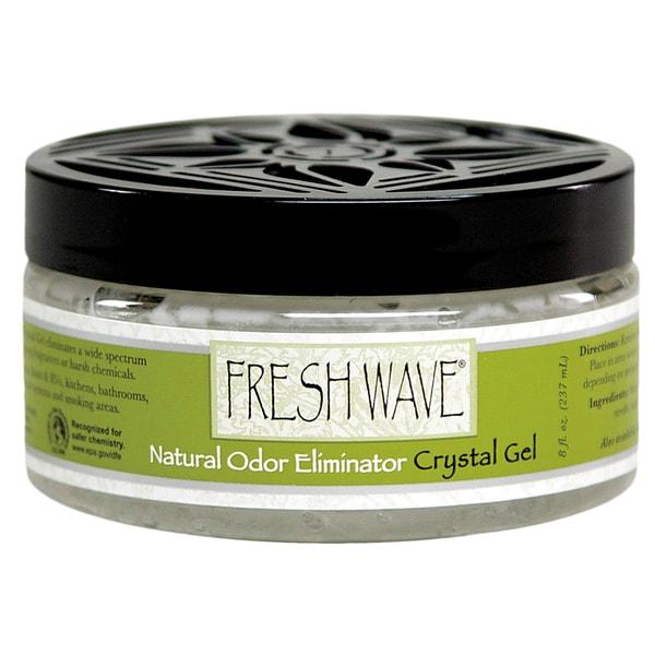 Fresh Wave 065 8 Oz Crystal Gel Odor Eliminator