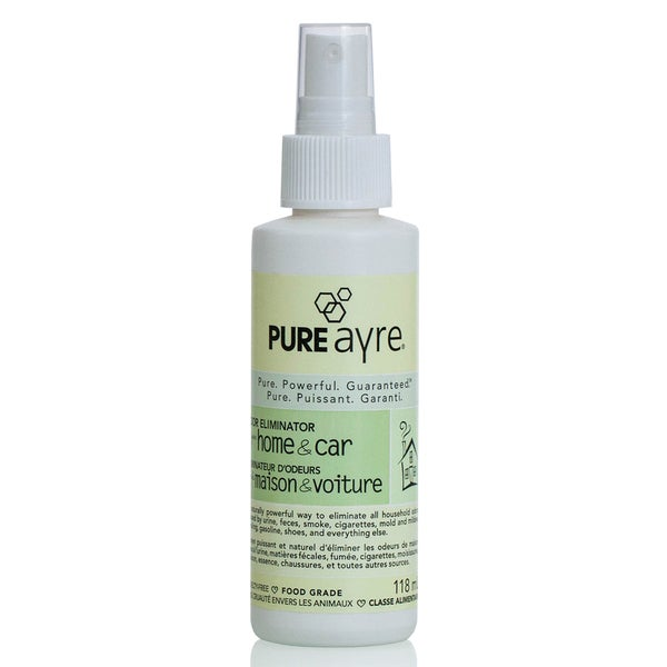 Pure Ayre 4404H 4 Oz Pure Ayre Home & Car Travel Spray Bottle