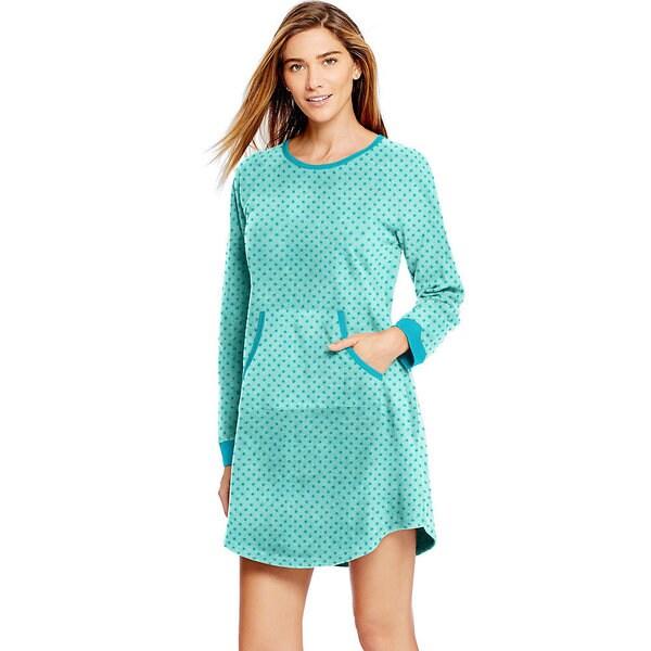 Hane's Women's Ultimate Micro Fleece Dress 21378085