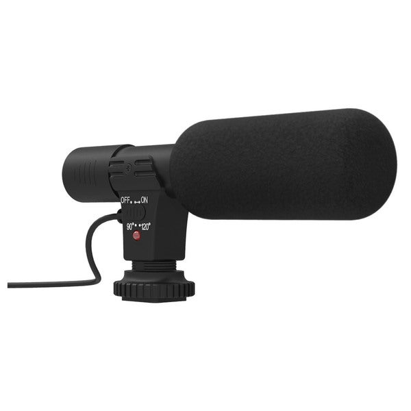 SHARKK Professionl Camera Microphone Shotgun Recording Microphone
