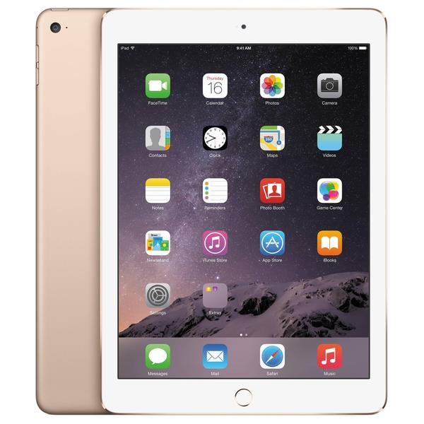 Apple iPad Air 2 16GB Wi-Fi Triple-Core Tablet w/ 8MP Camera (Certified Refurbished)
