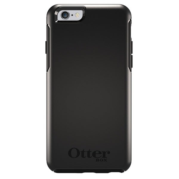 OtterBox 77-52290 Symmetry Series Case for iPhone 6/6s - Black