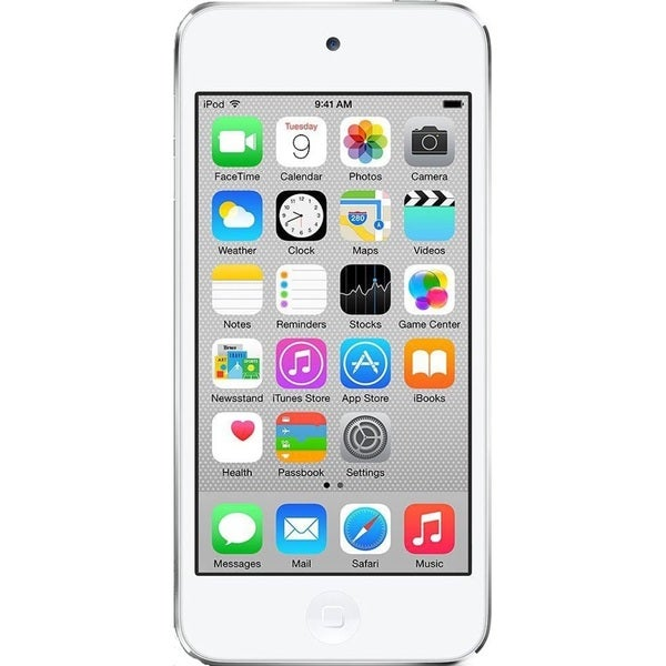 Apple iPod Touch A1421 16GB (5th Generation) - Silver (Certified Refurbished)