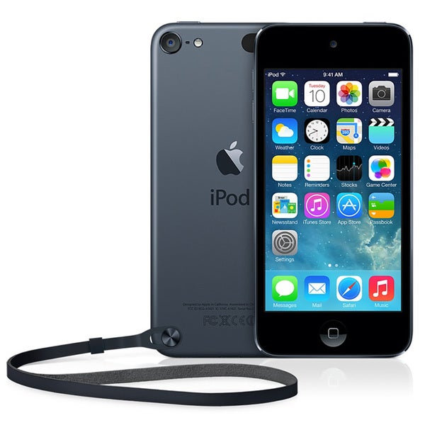 Apple iPod Touch A1421 64GB (5th Generation) - Black (Certified Refurbished)