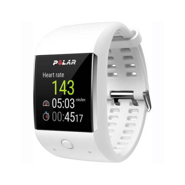Polar M600 GPS White Smart Sports Watch