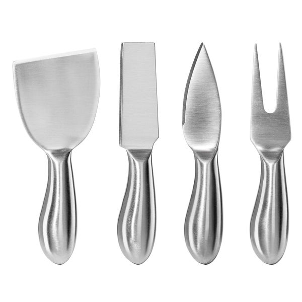 Oggi Corporation 7541 4 Piece Cheese Knife Set