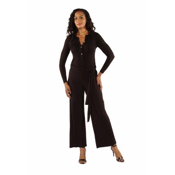 Elegant Silky Soft Jumpsuit