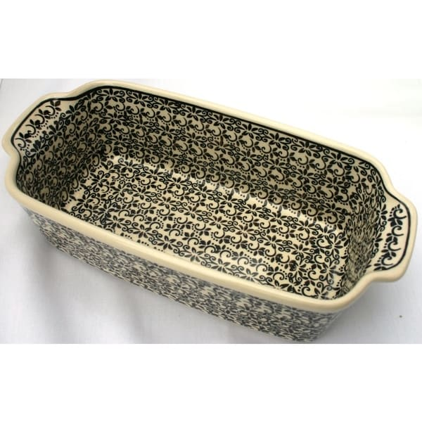 Stoneware Loaf Pan (Poland)
