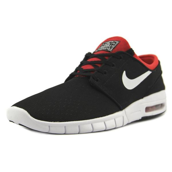 Nike Men's Nike Stefan Janoski - Max Black Synthetic Athletic Shoes