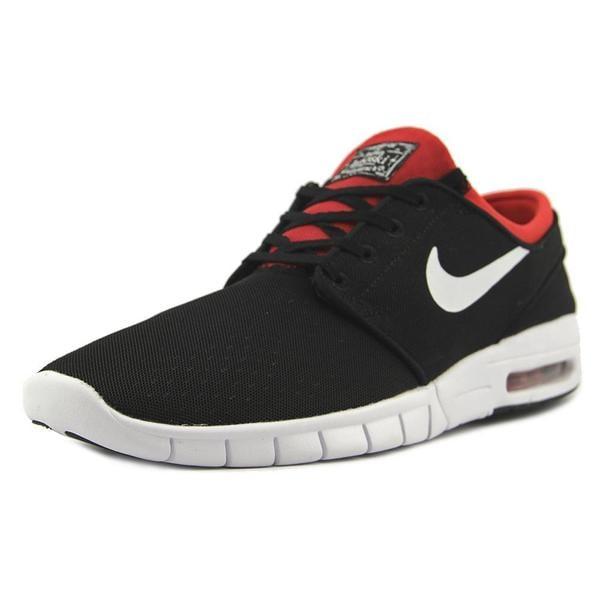 Nike Men's Nike Stefan Janoski - Max Black Synthetic Athletic Shoes