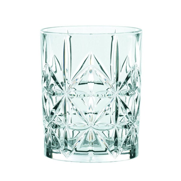 Nachtmann 95906 Highland Glass Whisky Tumbler (Pack of 4)