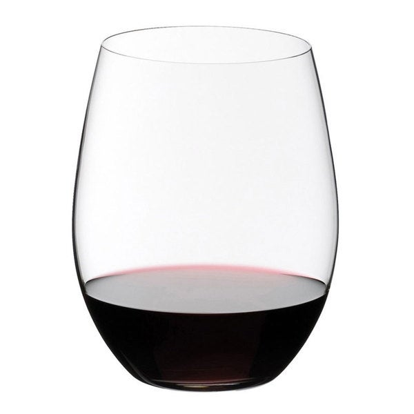 Riedel O Clear Crystal Cabernet/Merlot Wine Tumbler (Set of 2)