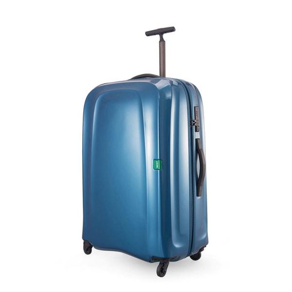 Lojel Lumo 30-inch Large Hardside Upright Spinner Suitcase