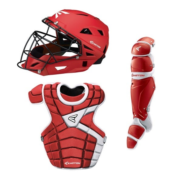 M10 Intermediate Catcher Set Red White