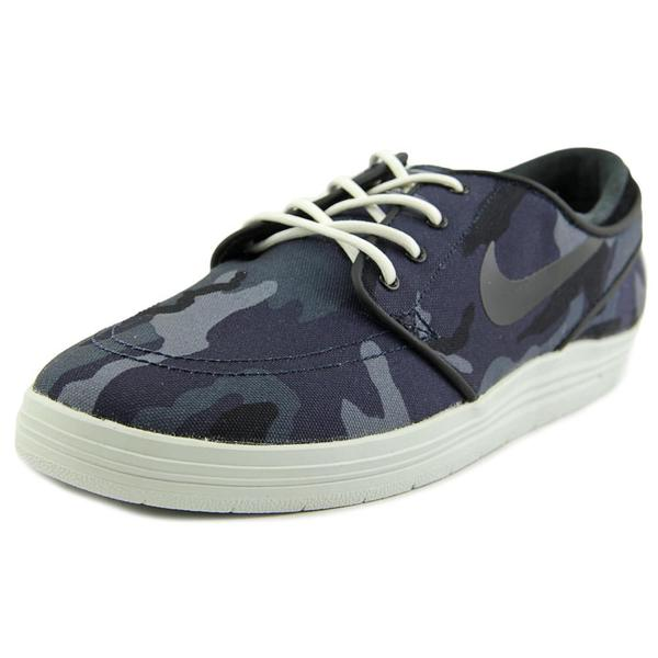Nike Men's Lunar Stefan Janoski Blue Synthetic Athletic Shoes