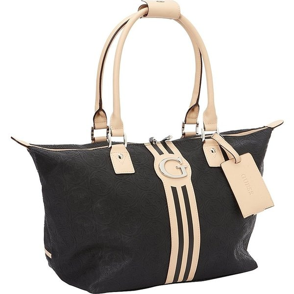 Guess Nona Collection Zip-top Tote Bag