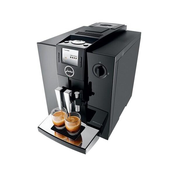 Jura 15025 Impressa F8 TFT Espresso Machine, Black (Refurbished)
