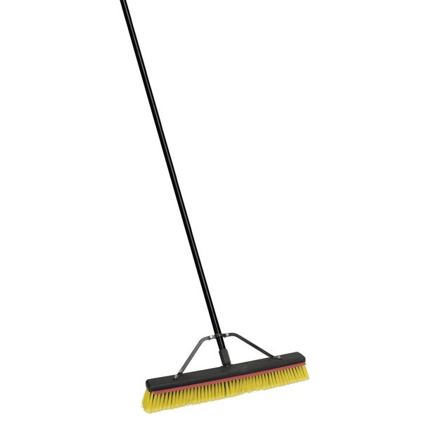 "Harper 1524A-1 24"" Push Broom With Squeegee"
