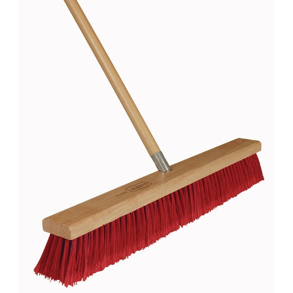 "Harper 583124SC 24"" Medium Push Broom"