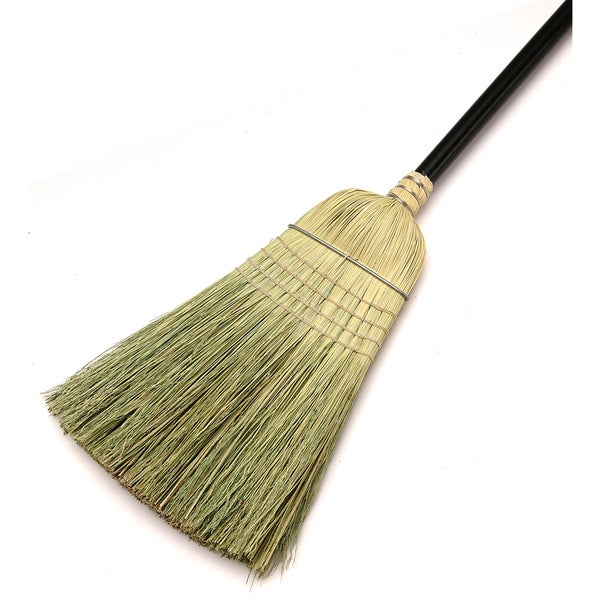 "Laitner Brush Company 469 Corn Broom With 54"" Handle"