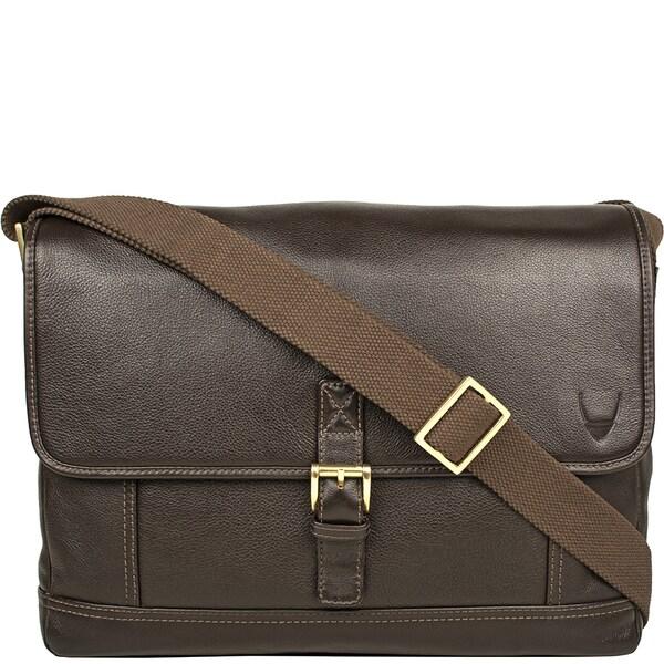 Hidesign Hunter Leather Messenger