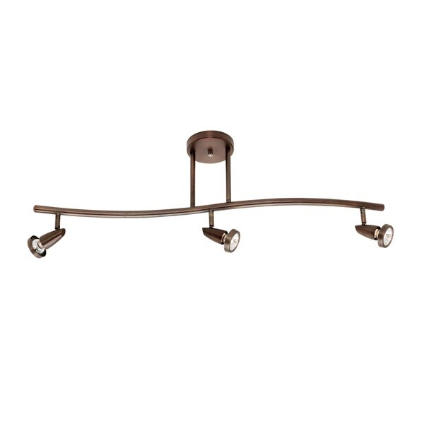 Access Lighting Mirage 3-light Bronze Pendant 21397125