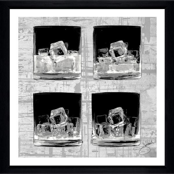 "BY Jodi ""Going Going Gone"" Framed Plexiglass Wall Art"