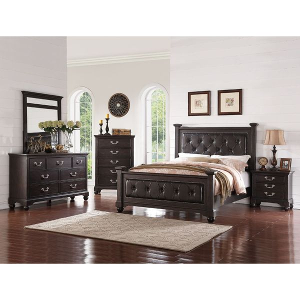 Mariano 6 Piece Bedroom Set