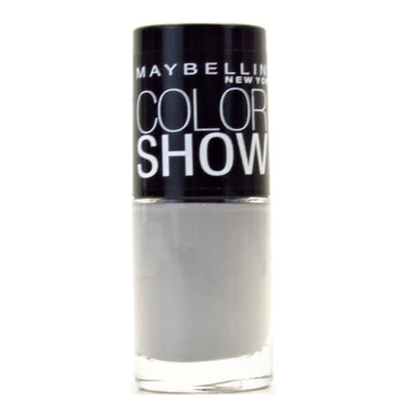 Maybelline Color Show Audacious Asphalt Nail Lacquer