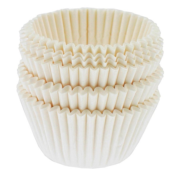 Norpro 3590 White Mini Muffin Cups 100-count 21423985
