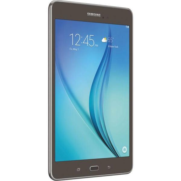 Samsung Galaxy Refurbished Smoky Titanium 16GB 8-inch Tab A Tablet