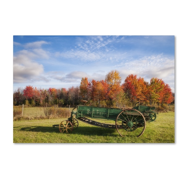 Michael Blanchette Photography 'The Old Rake' Canvas Art