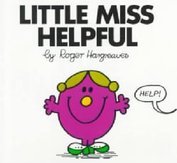 Little Miss Helpful (Paperback)