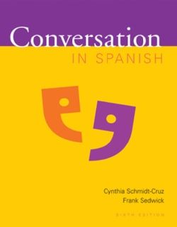 Conversation in Spanish: Points of Departure (Paperback)