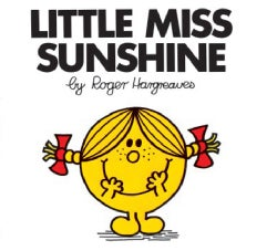 Little Miss Sunshine (Paperback)