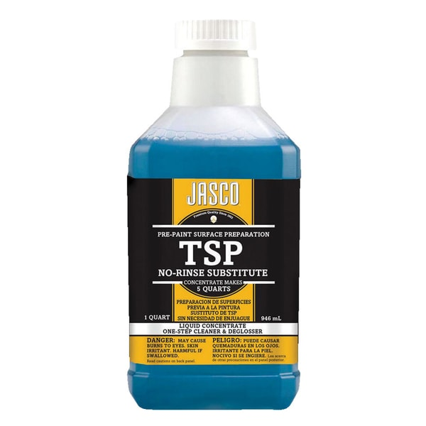 Jasco QJTS00408 1 Quart TSP No Rinse Substitute