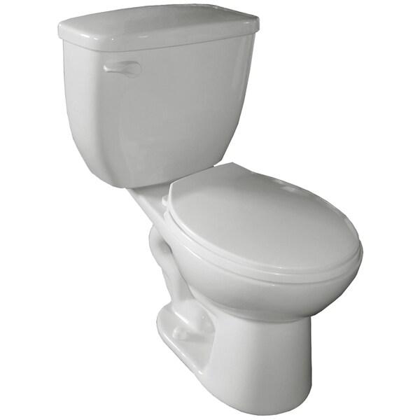 Cascadian Sanitary Ware T703 White Toilet Tank