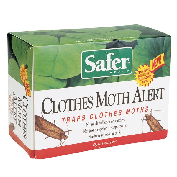 Safer 07270 Moth Alert Trap 2 Count