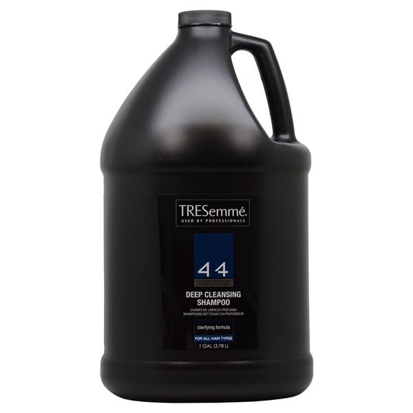 TRESemme 4 Plus 4 Deep Cleansing 1-Gallon Shampoo